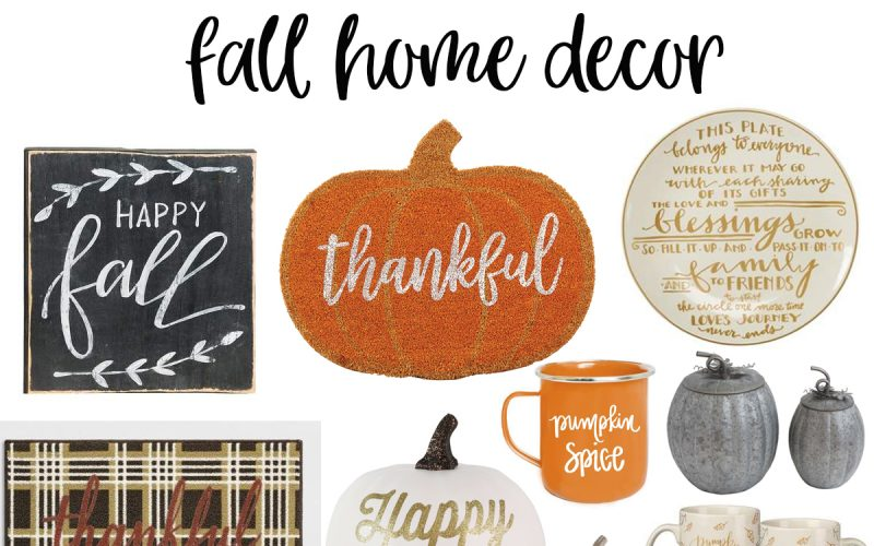Fancy Fall Home Decor Ideas to Bring the Harvest Home