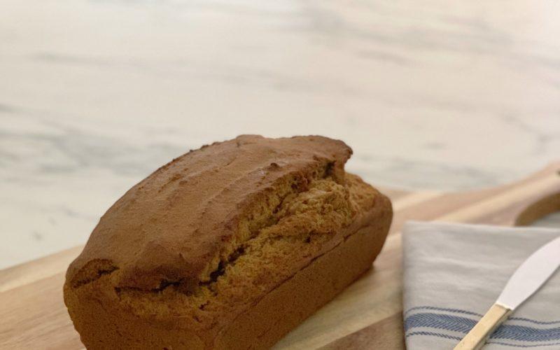 The Best Gluten Free Pumpkin Bread Recipe