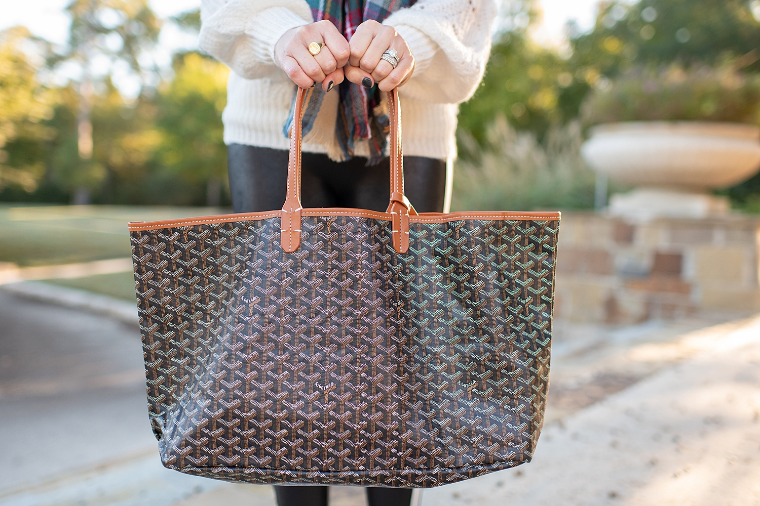 Amazon Favorites featured by top Houston fashion blog, Fancy Ashley: tote bag