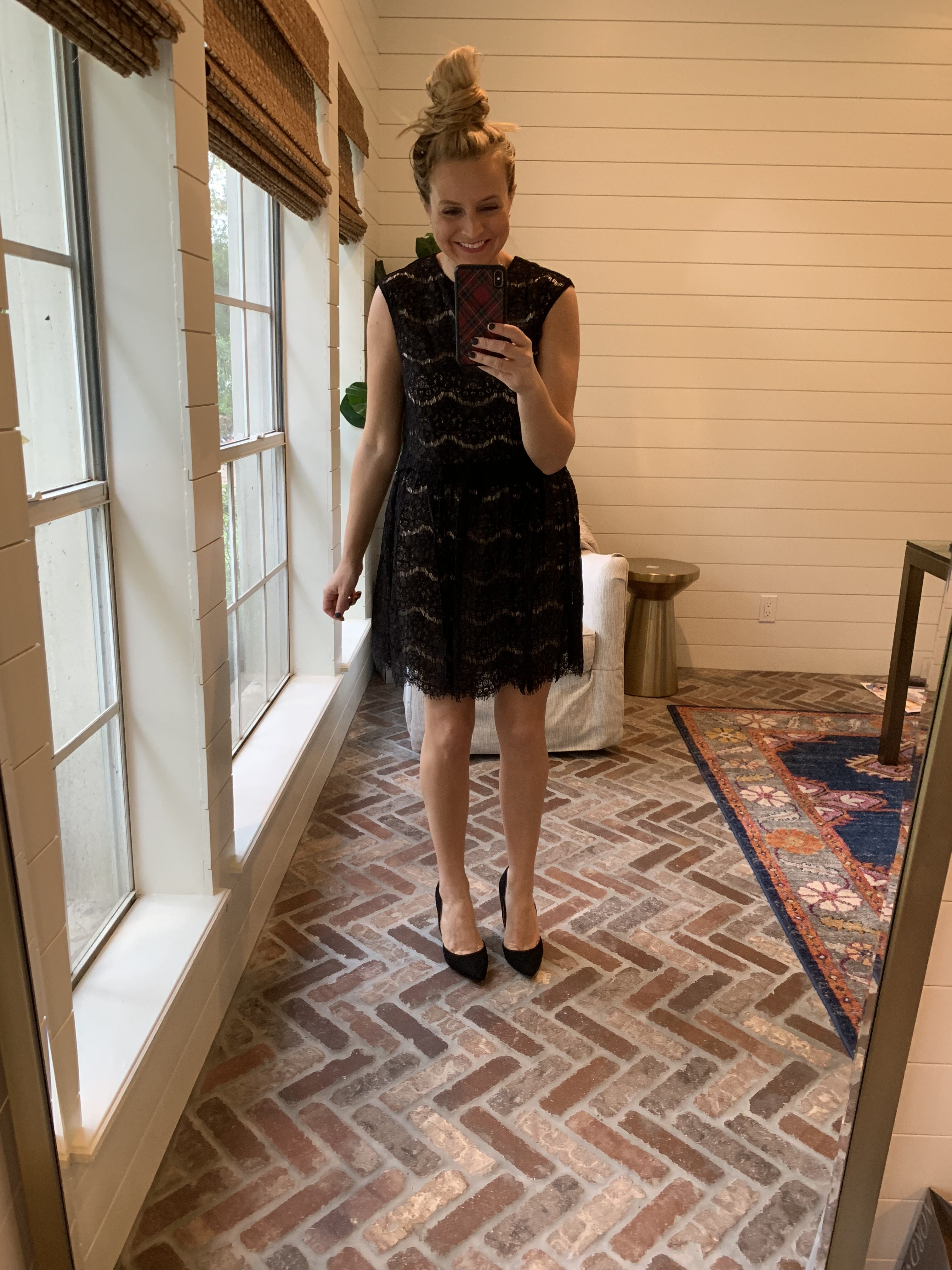 Amazon Favorites featured by top Houston fashion blog, Fancy Ashley: holiday party dress