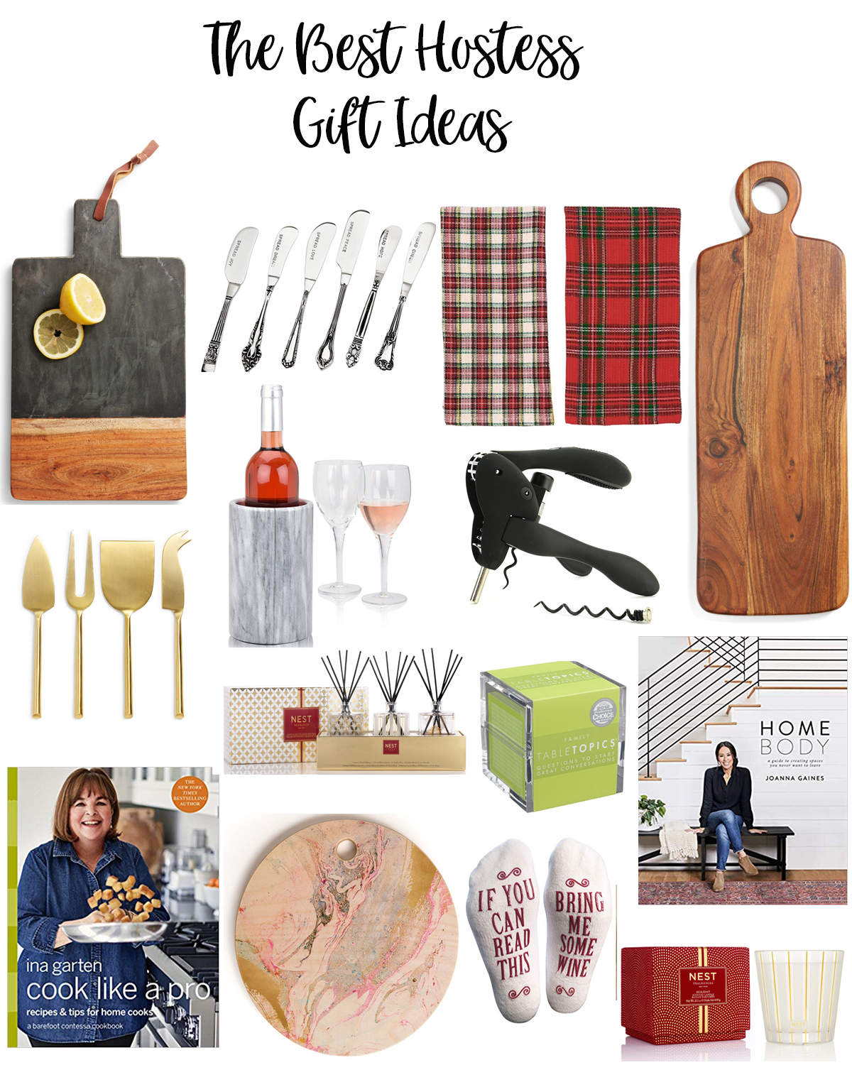 Hostess gift ideas featured by top Houston life and style blogger, Fancy Ashley
