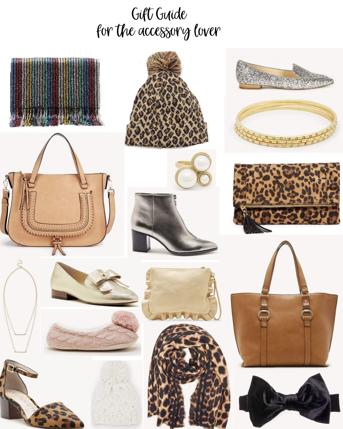 Fashion Accessories Gift Ideas with Sole Society featured by top Houston fashion blogger