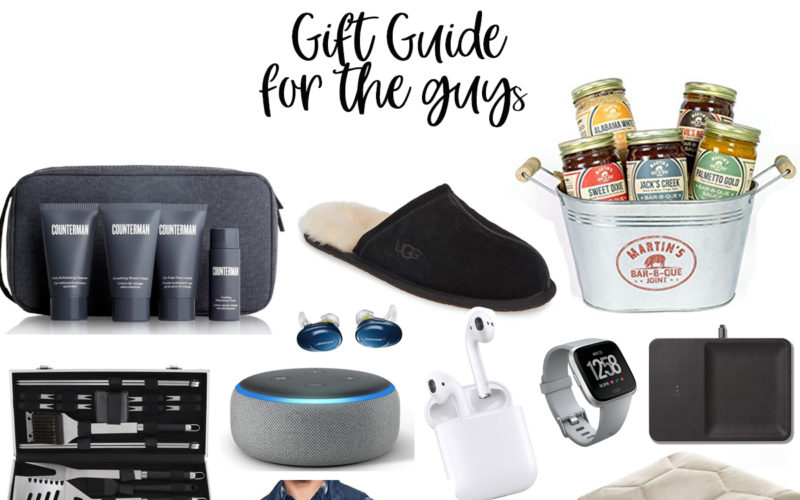 The Best Holiday Gifts for Him