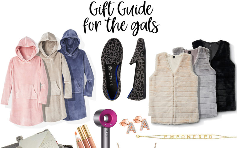 Gift Guide: Top Holiday Gifts for Her