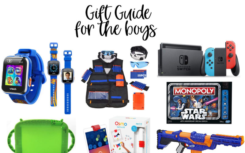 The Best Holiday Gifts for Kids: for Boys & Girls