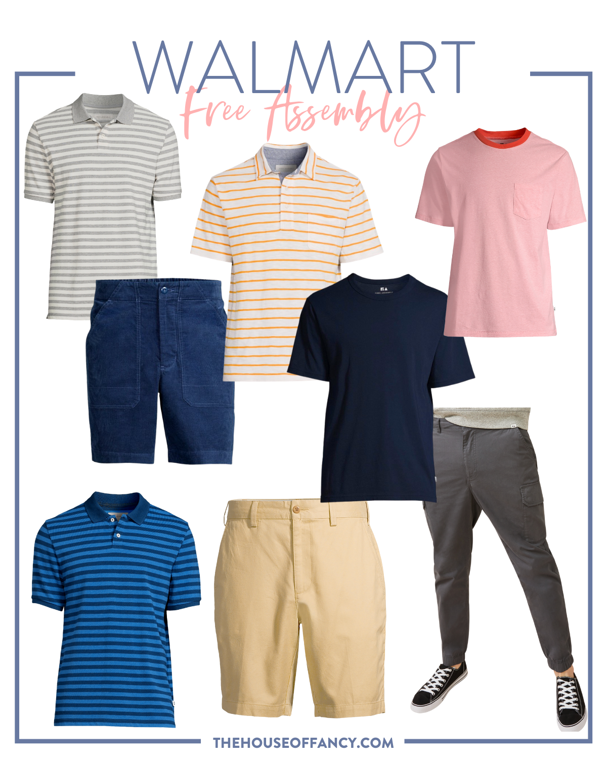 Affordable Summer Looks for Him & Her featured by top Houston fashion blogger, House of Fancy.