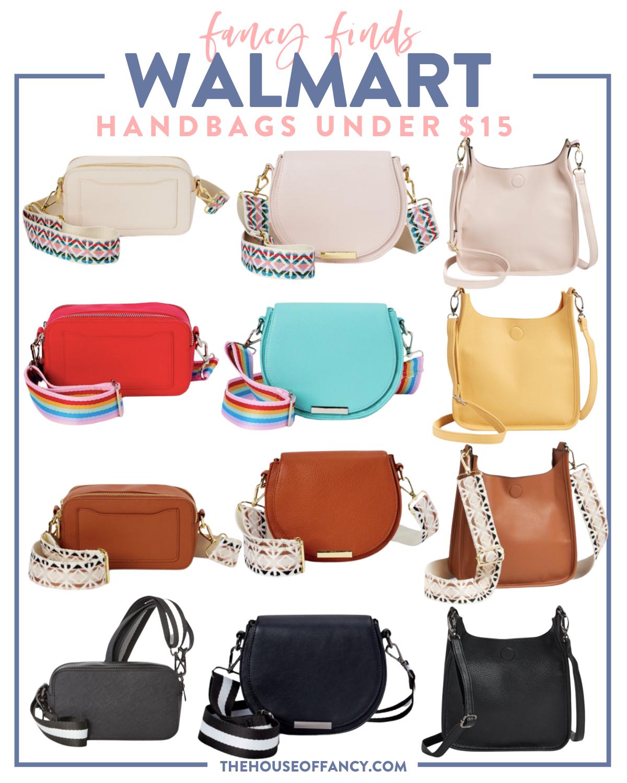 Summer camera bag from Walmart for $15