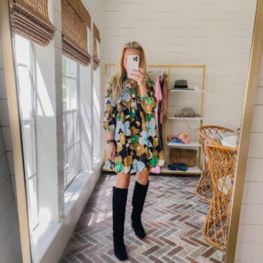 3 Fall Dresses Under $30