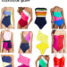 Trending: Colorblock Swimsuits
